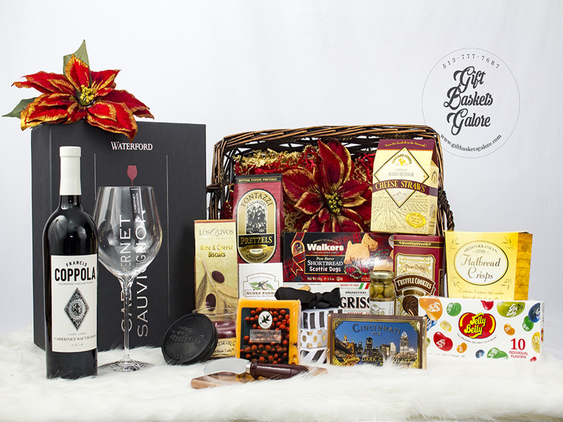 Executive Elite Diamond Gift Basket