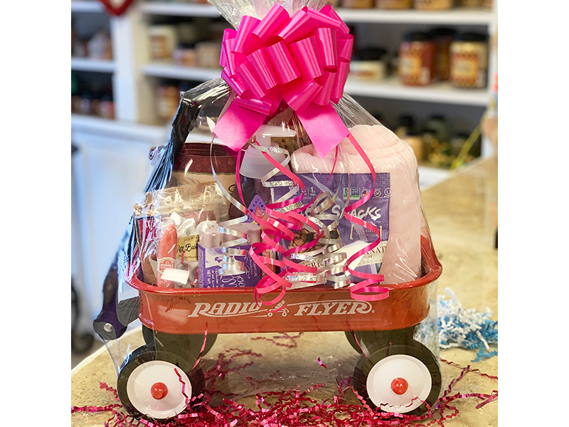It's a Girl Gift Wagon