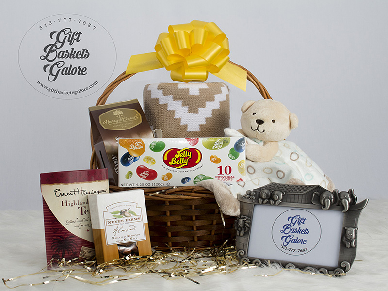 Gender Neutral Gift Basket