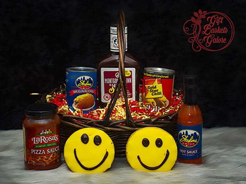 Cincinnati Sauce Gift Basket