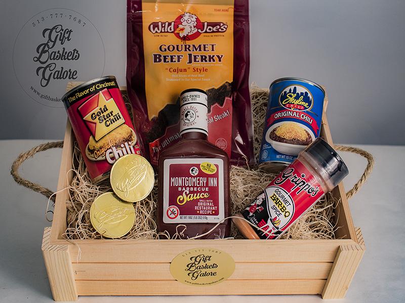 Cincinnati Spice Gift Basket
