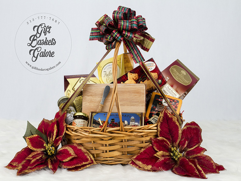 Executive Elite Gift Basket