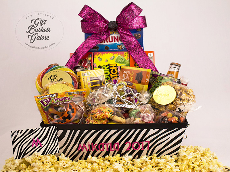 Teenage Dream Gift Basket