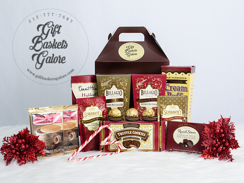 Winter Warmth Gift Basket