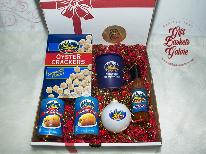 Skyline Chili Christmas Edition