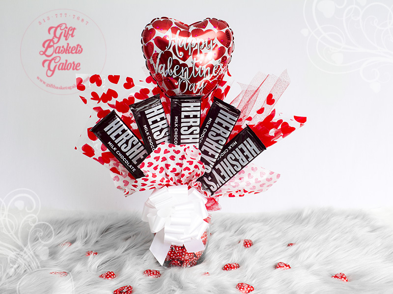 Valentine Day Gift Baskets For Him
