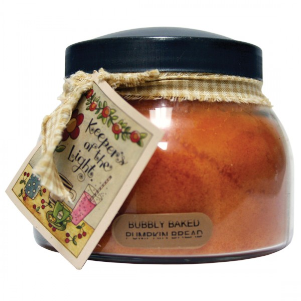 Bubbly Baked Pumpkin Bread Mama Jar (22 oz)