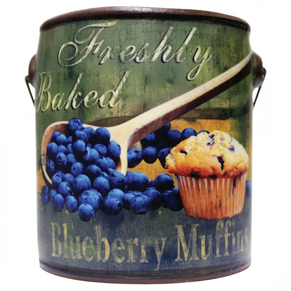Farm Fresh Jar Blueberry Muffin