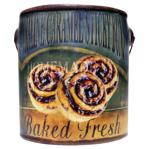 Farm Fresh Jar Praline Caramel Sticky Bun