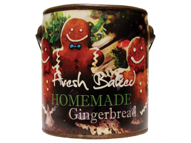 Farm Fresh Jar Homemade Gingerbread