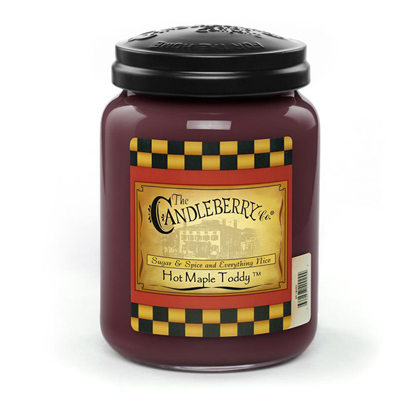 The Candleberry Co.- Hot Maple Toddy