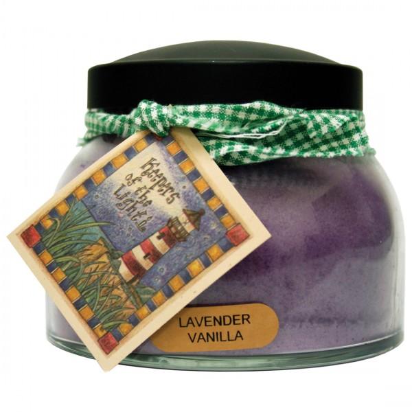Lavender Vanilla Mama Jar (22 oz)
