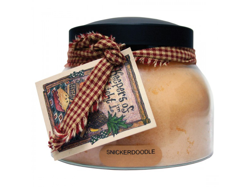 Snickerdoodle Mama Jar (22 oz)