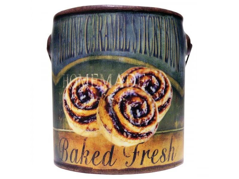 Farm Fresh Jar Praline Caramel Sticky Bun