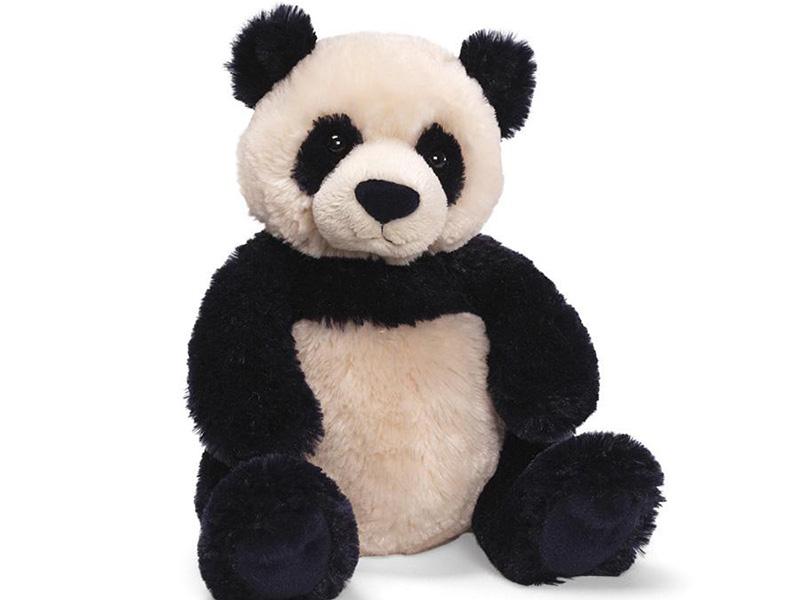 Zi-Bo The Panda Plush